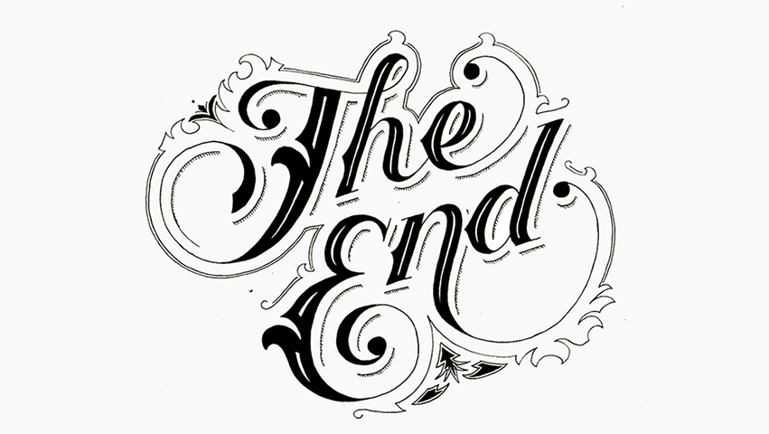 Copywriting The End