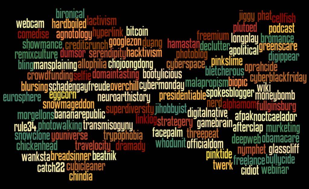 Copywriting new words