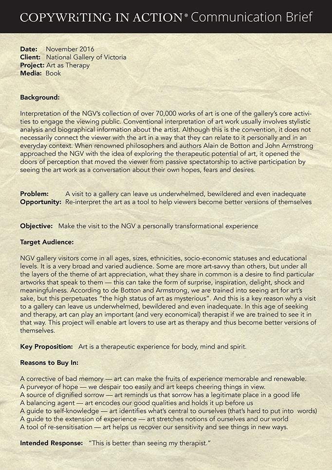 copywriting-brief
