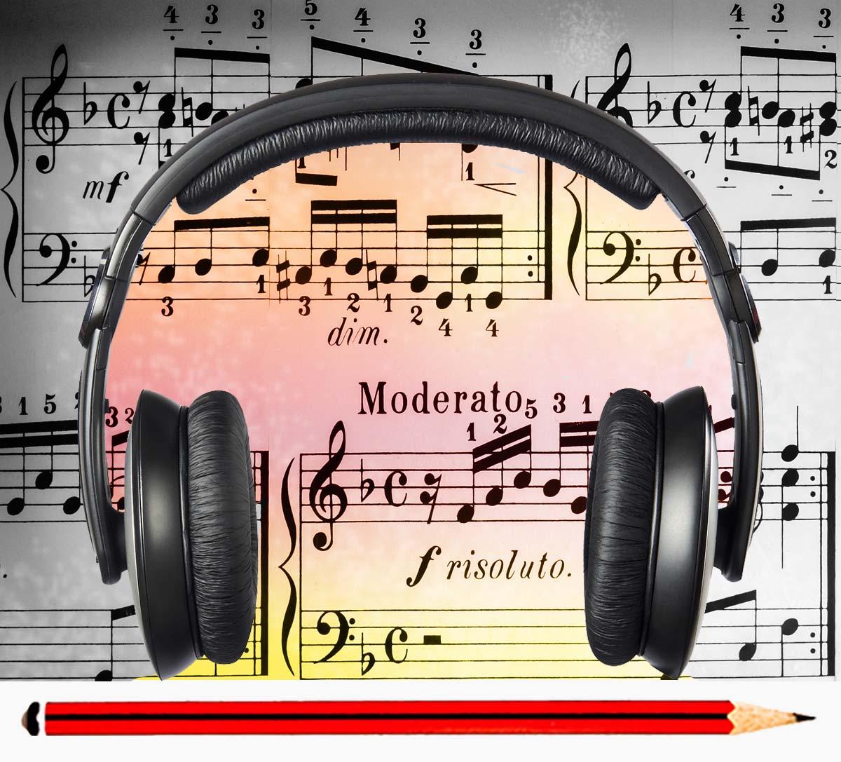 copywriting is music