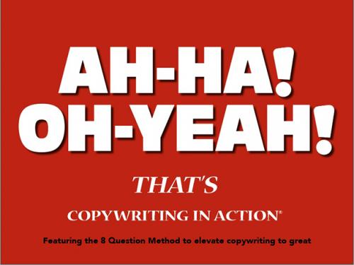 copywriting course book